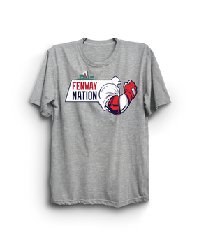 FENWAY NATION T-SHIRT