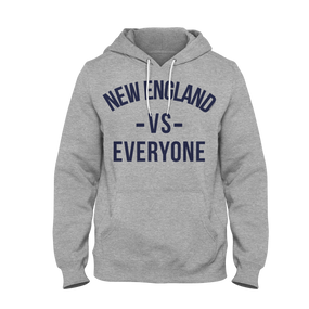 NEW ENGLAND vs EVERYONE HOODIE