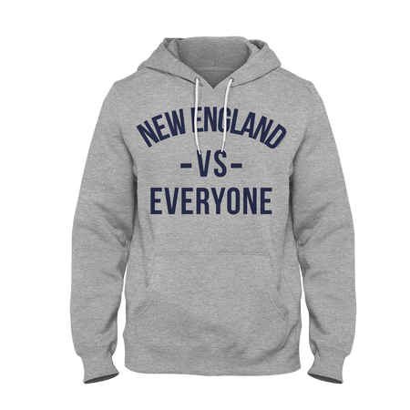 NEW ENGLAND vs EVERYONE HOODIE