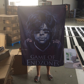 GAME OF ENDZONES BANNER