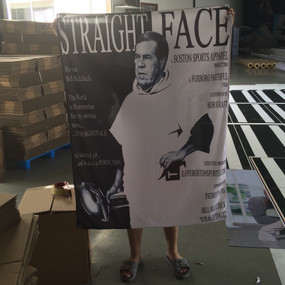 STRAIGHTFACE BANNER