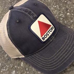 (TRUCKER) BOSTON CITGO HAT