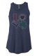 BOSTON LOVE WOMENS TANK TOP