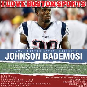 Johnson Bademosi Player Appearance