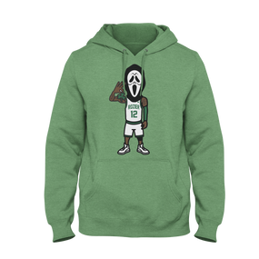 SCARY TERRY HOODIE