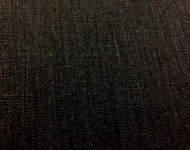 BLACK IRISH LINEN  FABRIC (Minimum order 3mtrs)
