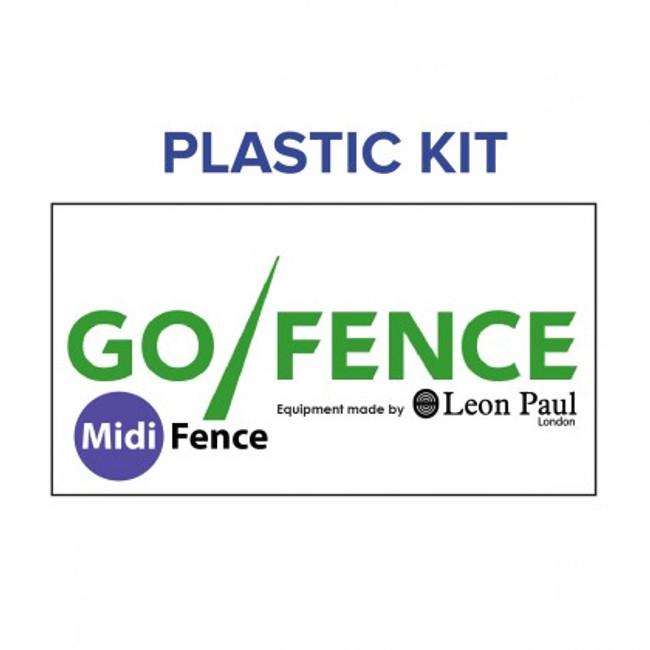 Midi-Fence® (GO/FENCE) Plastic Kit
