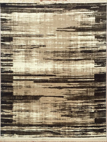 Abode Luxury 794 Brown Rug