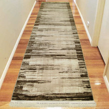 Abode Luxury 794 Brown 80x300cm Runner