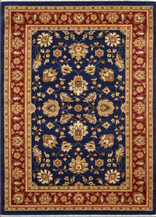 Classic Persian 1259 Navy Rug