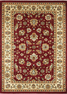 Classic Persian 1259 Red Rug