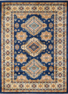 Classic Persian 1267 Navy Rug