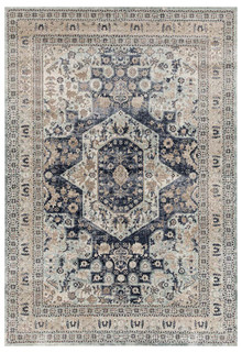 Classic Providence 834 Blue Rug