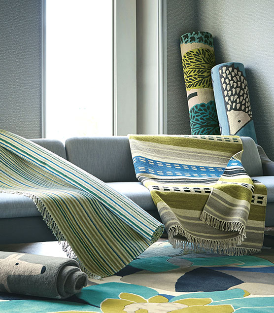 the latest rug trends