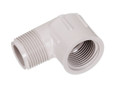 "1/2"" 90° Street Elbow Mipt x Fipt PVC UVR Fitting"