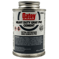 Oatey Heavy Duty Gray Cement - 1/4 Pint (31093)