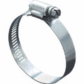 "Hose Clamp, EZ-FLO #12, Stainless Steel, Fits 1/2"" to  1  1/4"""