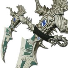 "Dragon Fantasy Ice Pick/Axe 14"""