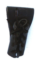 """2"""" x 4"""" Leather Sword Frog"""