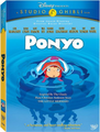 Ponyo: On the Cliff by the Sea (DVD) (DVDs)