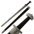 Tempered High Carbon Viking Sword