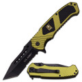 Military Spring Assist Knife