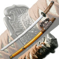 Elegant Design Sword with Beautiful Wrapping