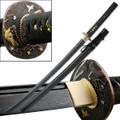 Dark Damascus Sword