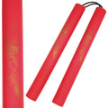 "12"" Red Foam Nunchucks"