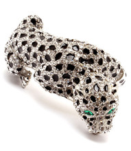 White Tiger Cuff Bracelet! Amazing Piece!