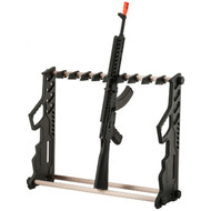 Adjustable Gun Rack Display Stand