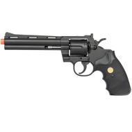 UKArms .357 Magnum Revolver Spring Airsoft Pistol Gun