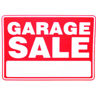 """9"""" x 12"""" For Garage Sign"""