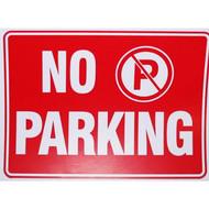 "9"" x 12"" No Parking Sign"