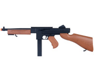Double Eagle Thompson M1A1 Spring Airsoft Rifle Gun