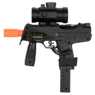 Double Eagle M30GL Tactical Uzi Spring Airsoft SMG Gun