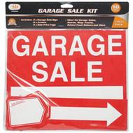 JMK-IIT 10 Piece Garage Sale Sign Kit