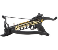 80lb Self-Cocking Metal Pistol Mini Cobra Crossbow