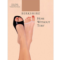 Berkshire Hose Without Toes Ultra Sheer Control Top Pantyhose