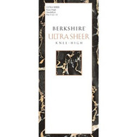 Berkshire Ultra Sheer Knee High  Sandalfoot
