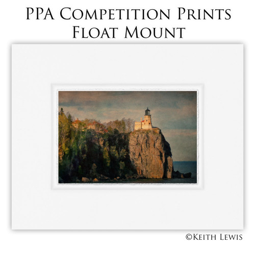 PPA Competition Prints, Float Mounted
