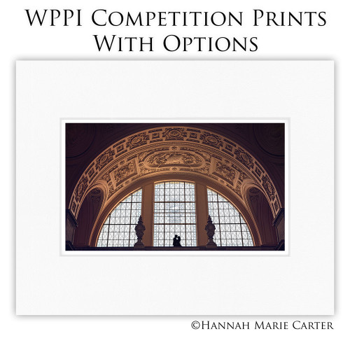 WPPI Competition Prints, With Options