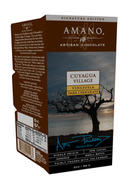 Cuyagua Limited Edition 70%  2oz dark chocolate bar