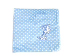 Blue Supersoft Donkey Fleece Blanket