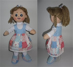 Patchwork Rag Doll