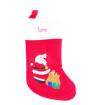 Personalised Santa Sock
