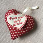 Handmade Valentines Day Heart  - Hearts