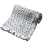 Personalised Dimple Blanket