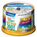 Verbatim (Mitsubishi) BD-R DL 4x 50GB 50-pack Spindle Blu-ray Discs