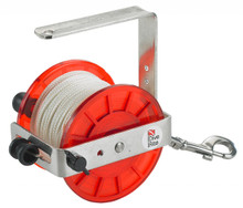 REEL - PRIMARY 400' #24 LINE - RED